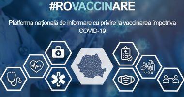 Noi întreruperi în funcționarea platformei de programări pentru vaccinare. Explicațiile STS