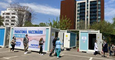 Vaccinare fără programare la Spitalul Militar Constanţa, pentru persoanele peste 60 de ani