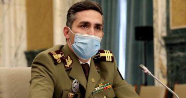 Valeriu Gheorghiță: Pe 15 octombrie, am putea să depășim 17.000 de infectări pe zi, media la o săptămână