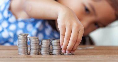 Valoarea alocaţiilor de stat pentru copii a depăşit 721 milioane de lei în septembrie