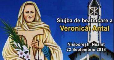 Veronica Antal, prima româncă beatificată de Biserica Catolică