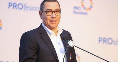 Victor Ponta vine la Constanța! Care este motivul