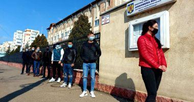 55 de tineri din Constanța vor să devină jandarmi