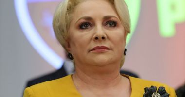 Viorica Dăncilă, angajată consultant la Banca Națională a României