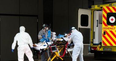 Germania a anunțat astăzi cea mai mare creștere zilnică de cazuri noi de coronavirus din ultimele trei luni