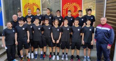 Volei / Start în campania de calificare la Campionatul European pentru Naţionala U17