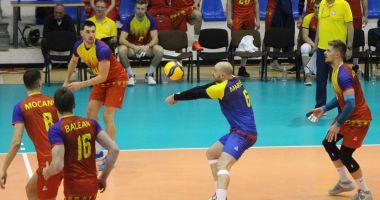 Volei / Naţionala masculină a României a ratat calificarea la EURO 2021