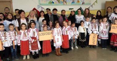 """Voluntarii străini le-au dat lecții elevilor de la Școala """"Mihail Coiciu"""""""