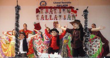 """Ziua minorităților naționale, multiculturalitate și identitate etnică la Liceul Teoretic """"Callatis"""" Mangalia"""
