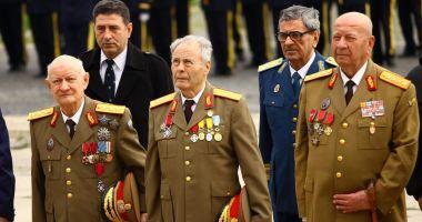 """""""Ziua Veteranilor de Război"""", marcată de militarii Forțelor Navale Române"""